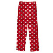 Boys 8-20 Rutgers Scarlet Knights Team Logo Lounge Pants
