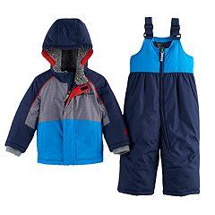 Baby Boy ZeroXposur Bender Colorblocked Heavyweight Jacket & Snow Pants Set