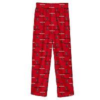 Boys 8-20 Texas Tech Red Raiders Team Logo Lounge Pants