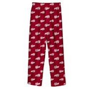 Boys 8-20 Indiana Hoosiers Team Logo Lounge Pants