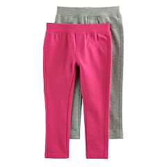 Toddler Girl Freestyle Revolution 2 pkSolid Jeggings Set