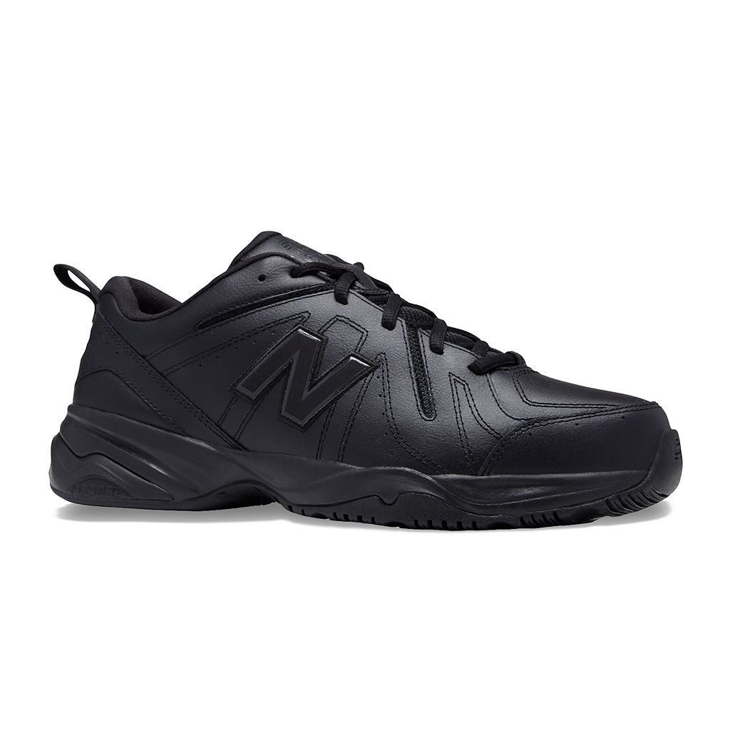 New Balance 619 Men's Leather Cross-Training Shoes