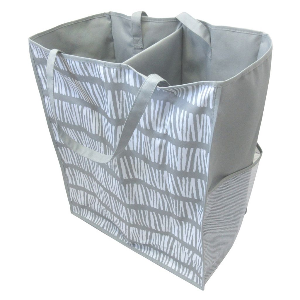 Simple By Design Dual Compartment Hamper