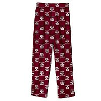 Boys 8-20 Texas A&M Aggies Team Logo Lounge Pants