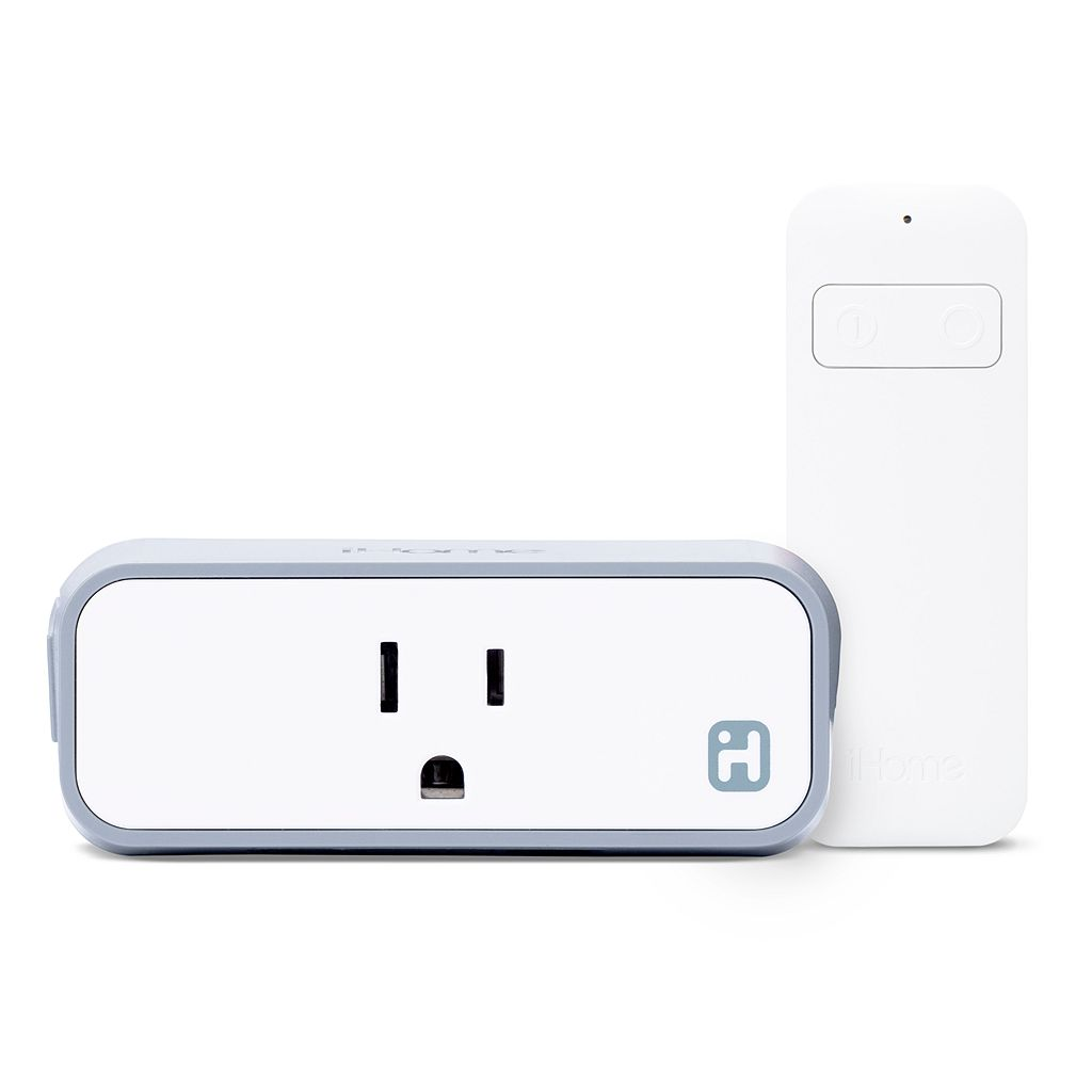 iHome Control SmartPlug with Power Monitoring (iSP8)