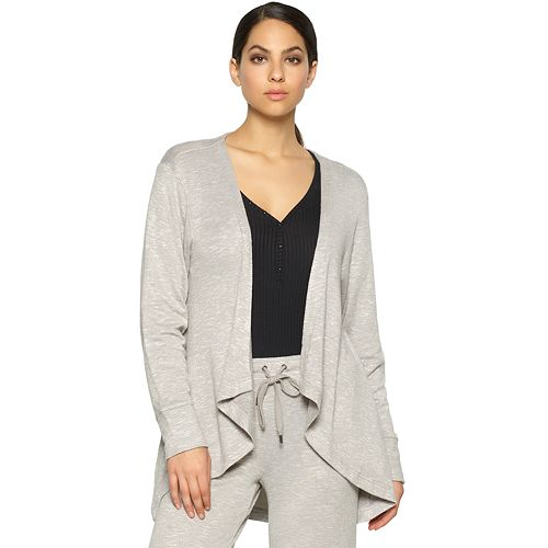 Women's Jezebel Pajamas: Jeanne Long Sleeve Wrap Top