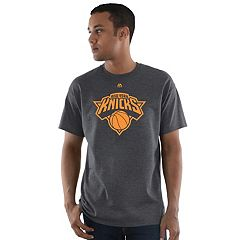 Big & Tall Majestic New York Knicks Heather Tee