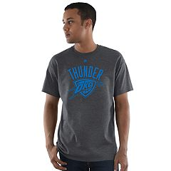 Men's Majestic Oklahoma City Thunder Heather Tee