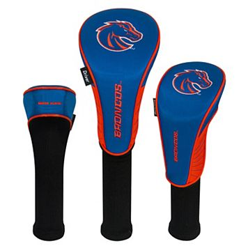 Team Effort Boise State Broncos 3-Piece Club Head Cover Set