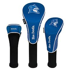 Team Effort Duke Blue Devils 3 pc Club Head Cover Set