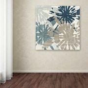Trademark Fine Art Beach Curry IV Canvas Wall Art
