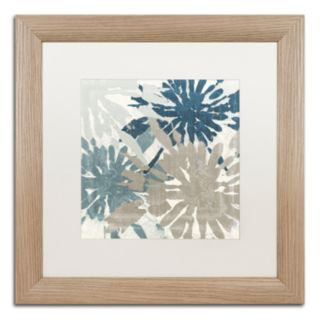 Trademark Fine Art Beach Curry IV Distressed Framed Wall Art