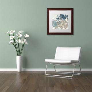 Trademark Fine Art Beach Curry IV Traditional Framed Wall Art