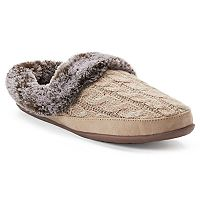 Women's Skechers Cali Beach Bonfire Clog Slippers