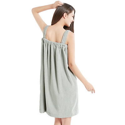 Women's INK+IVY Solid Terry Shower Wrap