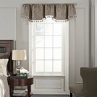 Beautyrest Germaine Ascot Blackout Window Valance