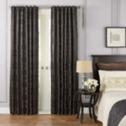 Beautyrest Blackout 1-Panel Yvon Window Curtain