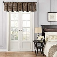Beautyrest Yvon Blackout Window Valance