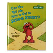 Kohl's Cares® 'Can You Tell Me How to Get to Sesame Street' Book