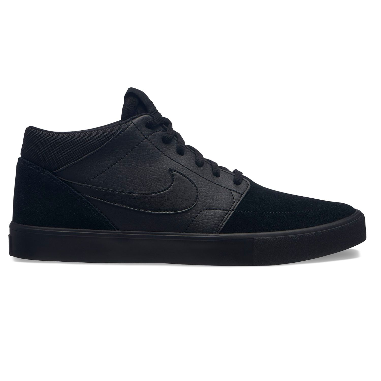 nike sb solarsoft portmore ii mid men's skate shoes off 60 ...