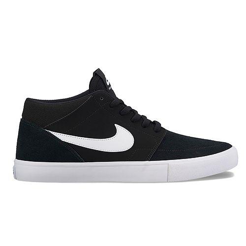 Nike SB Solarsoft Portmore II Mid Men's Skate Shoes