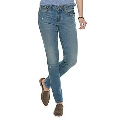 Women's SONOMA Goods for Life™ Supersoft Stretch Skinny Jeans
