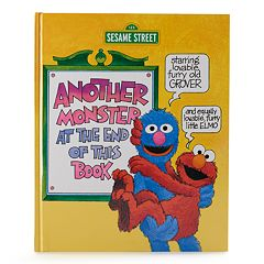 Kohl's Cares® 'Sesame Street Another Monster at the End of This Book' Hardcover Book
