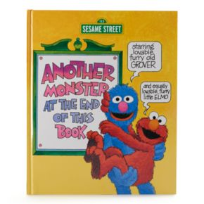 """Kohl's Cares® """"Sesame Street Another Monster at the End of This Book"""" Hardcover Book"""