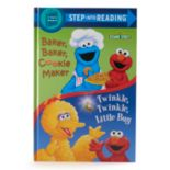 "Kohl's Cares® ""Sesame Street Baker, Baker, Cookie Maker & Twinkle, Twinkle Little Bug"" Book"