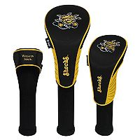 Team Effort Wichita State Shockers 3-Piece Club Head Cover Set