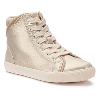 SO® Jazzie Girls' High Top Sneakers