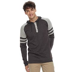 Men's Burnside Football Hoodie