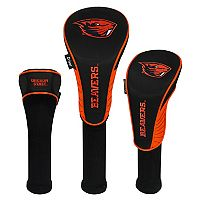 Team Effort Oregon State Beavers 3-Piece Club Head Cover Set