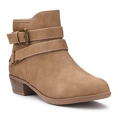 Girls Ankle Boots - Shoes   Kohl's