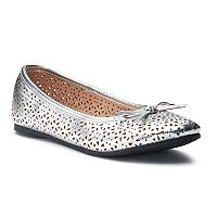 SO® Lynn Girls' Ballet Flats