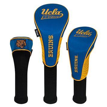 Team Effort UCLA Bruins 3-Piece Club Head Cover Set