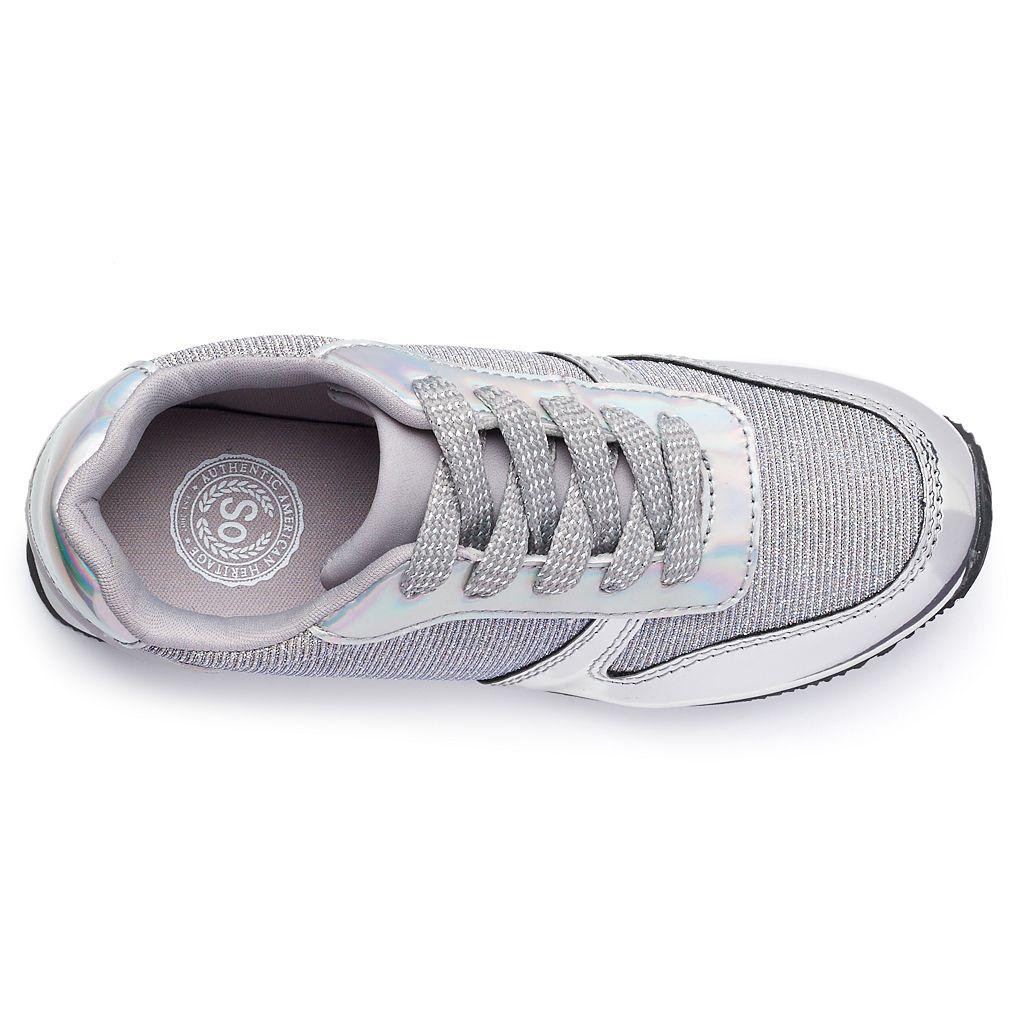SO® Saige Girls' Sneakers
