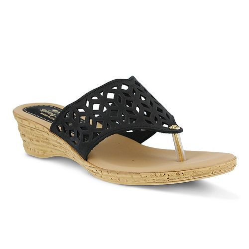 Spring Step Amerena Women's Wedge Sandals