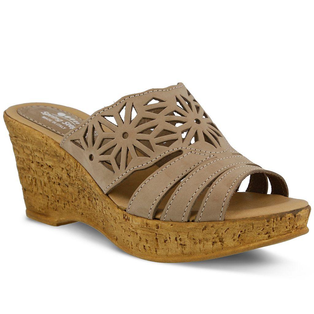 Spring Step Dora Women's Wedge Sandals