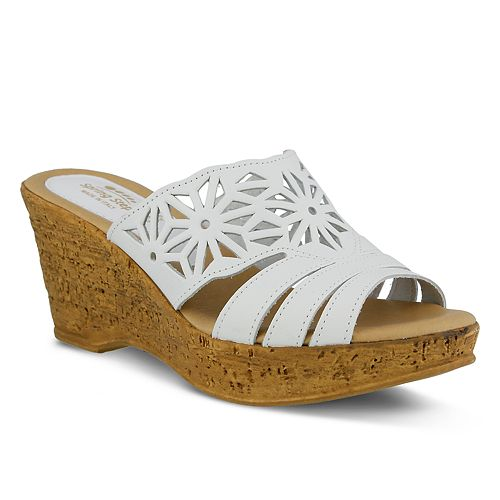 Spring Step Dora Women's Wedge Sandals