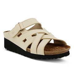 Spring Step Sabra Women's Wedge Footbed Sandals