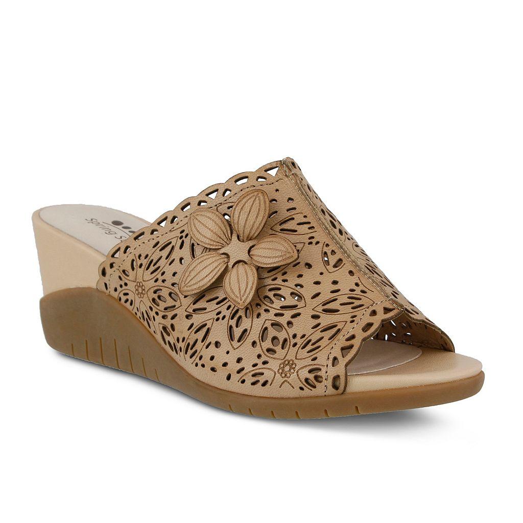 Spring Step Togo Women's Wedge Sandals
