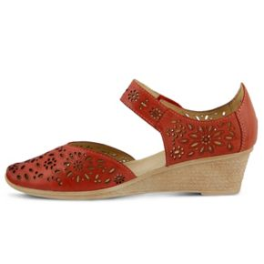 Spring Step Nougat Women's Wedge Shoes