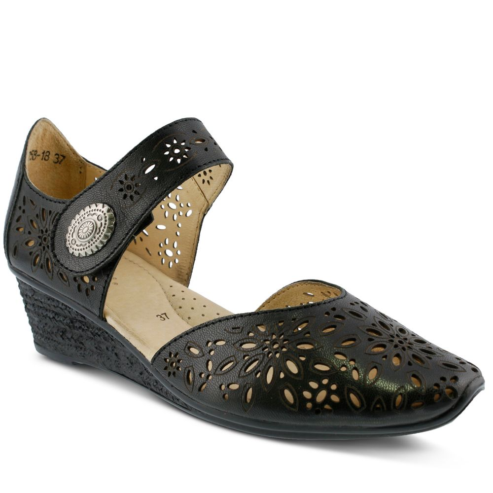 Spring Step Nougat Women's ... Wedge Shoes