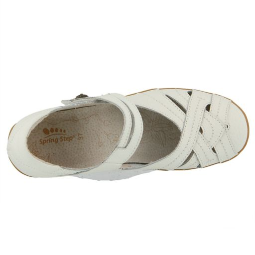 Spring Step Hearts Women's Flats