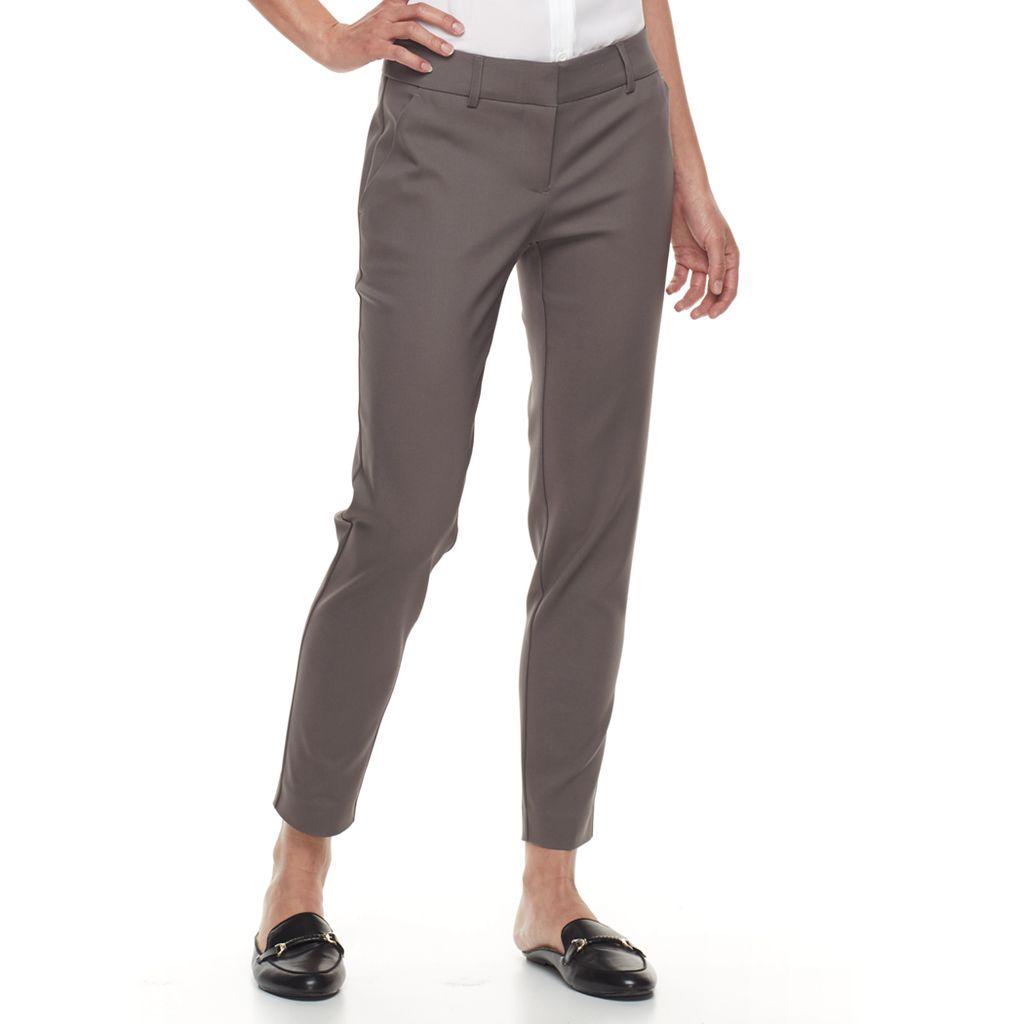 Petite Apt. 9® Torie Skinny Dress Pants
