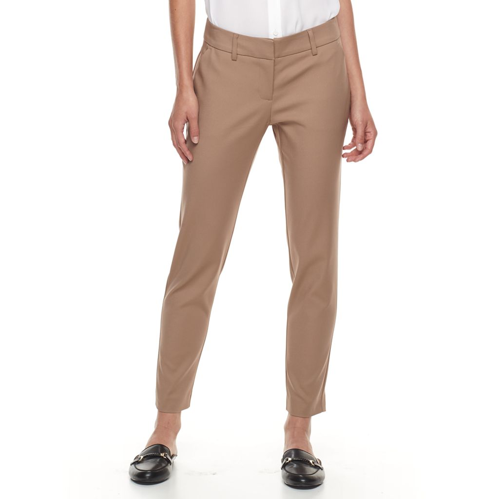 Petite Apt. 9® Torie Skinny Dress Pants