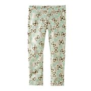 Toddler Girl Jumping Beans® Print Fleece Leggings