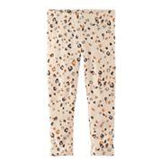 Toddler Girl Jumping Beans® Print Fleece Leggings