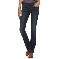 Women's SONOMA Goods for Life™ Midrise Bootcut Jeans